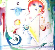 Overseer by Natalie Banker