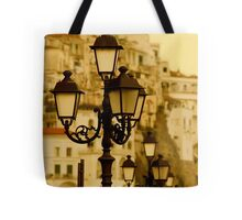 Just After Sunset Tote Bag