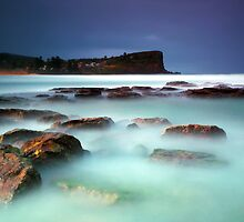Avalon Headland by Melissa Fiene