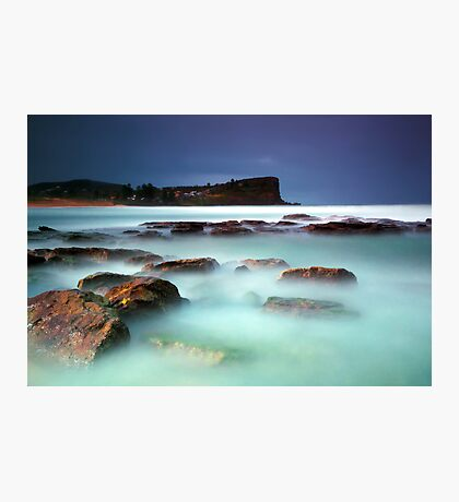 Avalon Headland Photographic Print