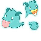 Ghost Poros by tofusushi
