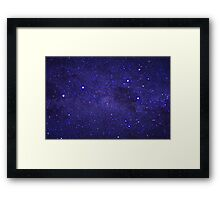 Life under the Southern Cross Framed Print