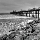 Oceanside Pier by Eddie Yerkish