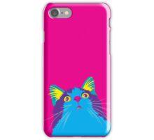 Curious Cat iPhone Case/Skin