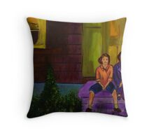 Housewives  Throw Pillow