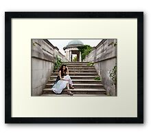 The Secret Garden I Framed Print