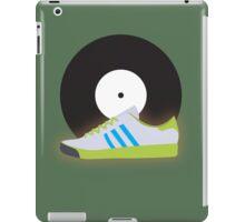 Kicks 'N' Vinyl iPad Case/Skin