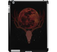 The Elder Scrolls - Hircine Blood Moon iPad Case/Skin