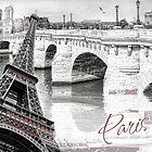 Paris by Barbara Simmons