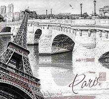 Paris by Barbara Simmons
