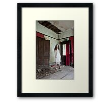 Beautiful Decay III Framed Print
