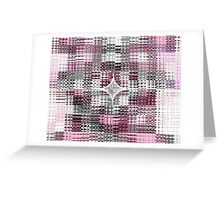 Pink Diamond Greeting Card
