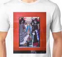 La Catrina Viaja en Metro CDMX INTL Unisex T-Shirt