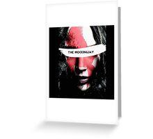katniss everdeen girl on fire Greeting Card