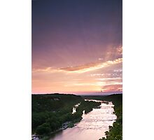 Perseverance - Harpers Ferry, Maryland Heights, MD Photographic Print