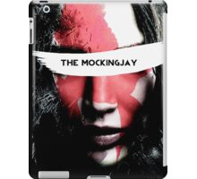 katniss everdeen girl on fire iPad Case/Skin