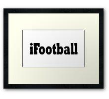 Sport Framed Print