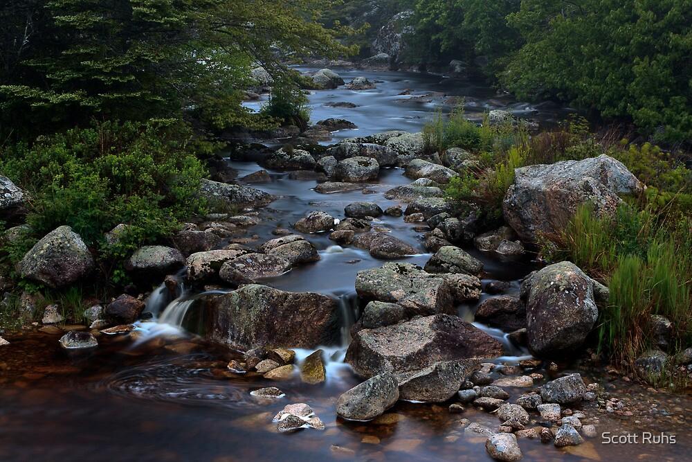 Pennant Brook III by Scott Ruhs