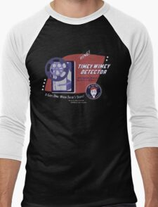 Timey Wimey Machine - Doctor Approved! Men's Baseball ¾ T-Shirt