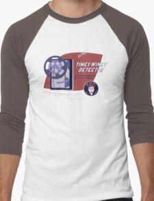 Timey Wimey Machine - Doctor Approved! Men's Baseball ¾ T-Shirt