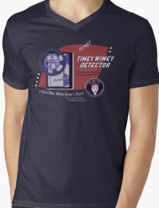 Timey Wimey Machine - Doctor Approved! Mens V-Neck T-Shirt