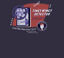Timey Wimey Machine - Doctor Approved! Unisex T-Shirt