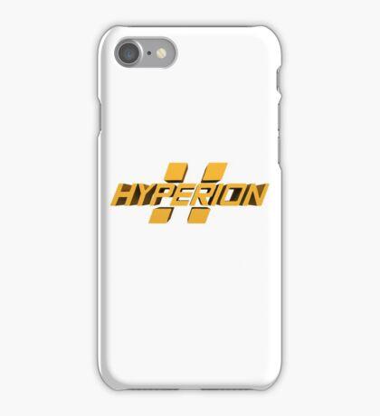Borderlands Hyperion iPhone Case/Skin