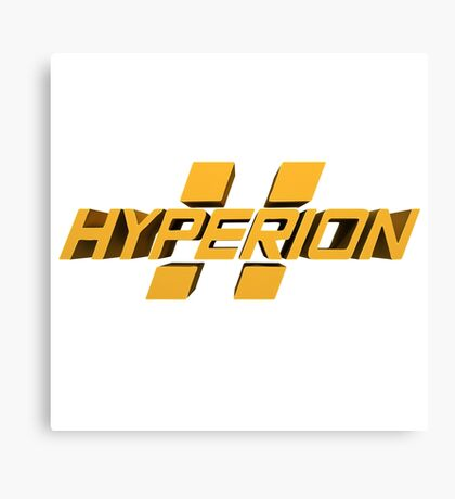Borderlands Hyperion Canvas Print