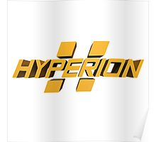 Borderlands Hyperion Poster