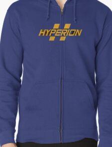 Borderlands Hyperion Zipped Hoodie