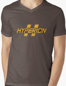 Borderlands Hyperion Mens V-Neck T-Shirt