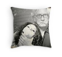 The Owner Throw Pillow