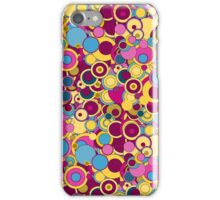 Peter Max Bubbles iPhone Case/Skin