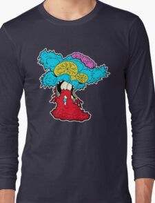 American Zombie Living Dead Squirrel T-Shirt