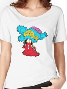 American Zombie Living Dead Squirrel Women's Relaxed Fit T-Shirt