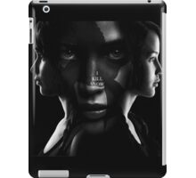 katniss everdeen iPad Case/Skin