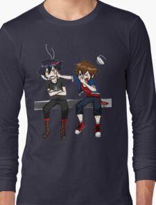 Bro, You Stink!! Long Sleeve T-Shirt