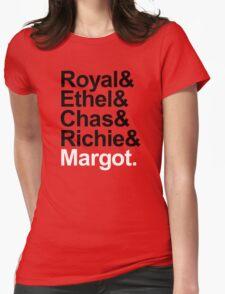 & Tenenbaum Womens Fitted T-Shirt