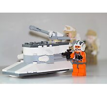 Lego to war Photographic Print