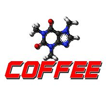 Chemistry -  Red Coffee by brzt