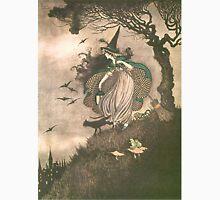Grimm's fairy-tale witch Unisex T-Shirt