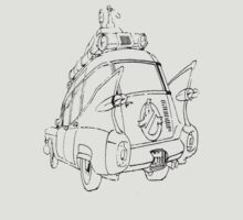Ecto 1 by lynchboy