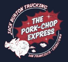 Jack Burton Trucking Pork Chop Express One Piece - Short Sleeve