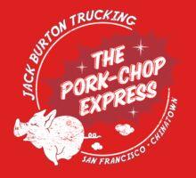 Jack Burton Trucking Pork Chop Express Baby Tee