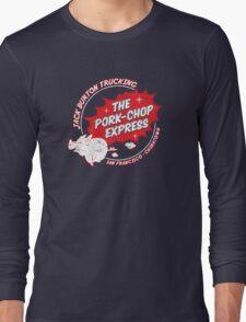 Jack Burton Trucking Pork Chop Express Long Sleeve T-Shirt
