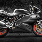 Ducati 1000DS by PShellard