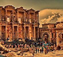 Turkey. Ancient Ephesus.  by vadim19
