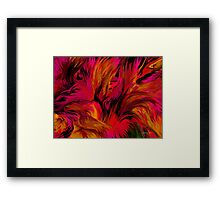 The Cockles of my Heart.. Framed Print