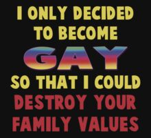 Family Values by Apocalyptopia