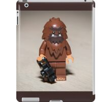 Bigfoot is looking for you iPad Case/Skin